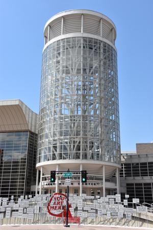 Calvin L. Rampton Salt Palace Convention Center in Salt Lake City, Utah