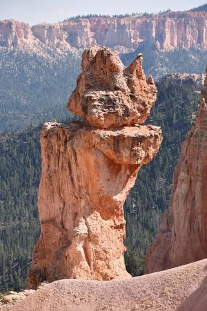 Natural Bridge at Bryce Canyon National Park in Utah