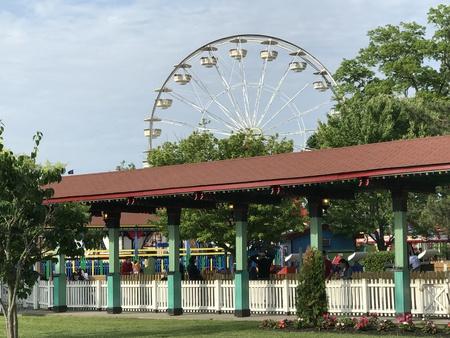Playland Park in Rye, New York