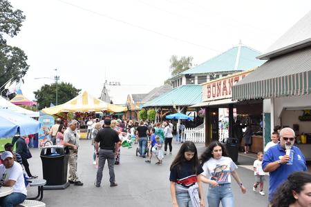 Oaks Amusement Park in Portland, Oregon