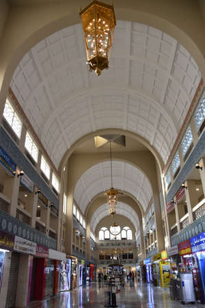 Central Souq in Sharjah, UAE
