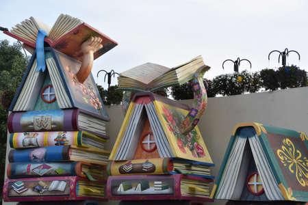 Dubai Miracle Garden in the UAE