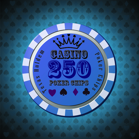 Poker chip 250