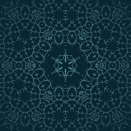 oriental vector: Ornament Oriental vector background with tribal elements. Traditional ornament. Illustration