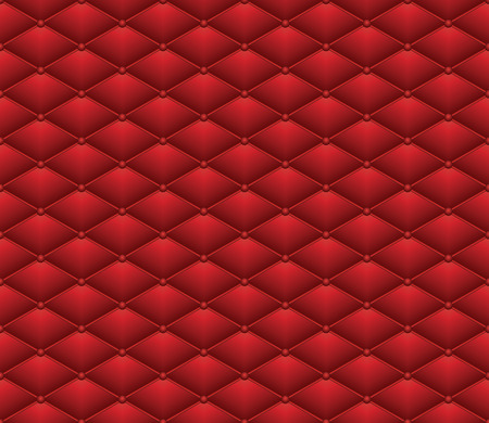 bump: Luxury Button Red Leather for Background Uses.