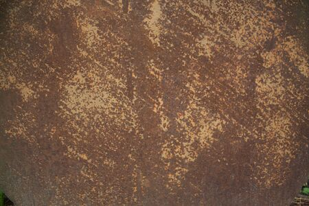 oxidation: Grunge textured background. Old Rusted metal plate. Stock Photo