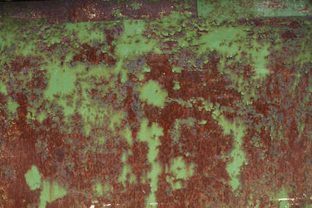 rusted: Grunge textured background. Old Rusted metal plate. Stock Photo