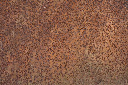 rust metal: Grunge textured background. Old Rusted metal plate. Stock Photo