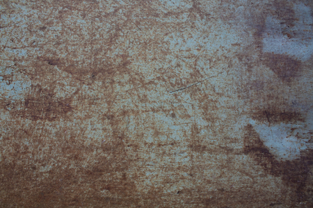 Grunge textured background. Old Rusted metal plate. Stock Photo