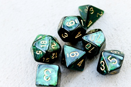 dungeons: Dice