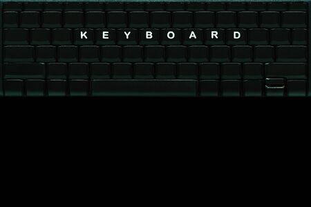 The word KEYBOARD