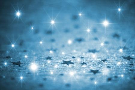 milagros: Fondo de estrellas  Foto de archivo