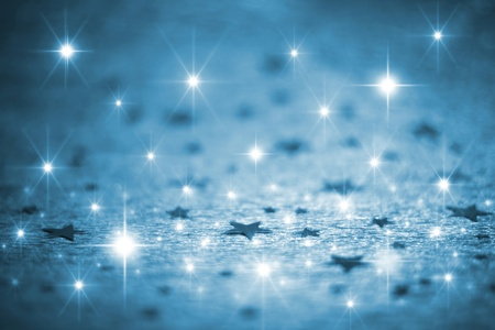 Stars background Stock Photo - 8432833