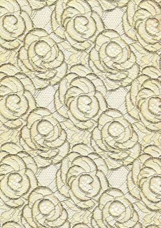 Luxury lace texture photo