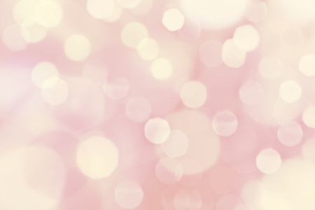 christmas pink: Soft lights background