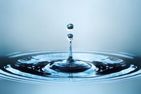Tropfen Wasser Standard-Bild - 20384131