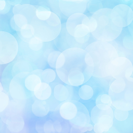 Soft blue lights background