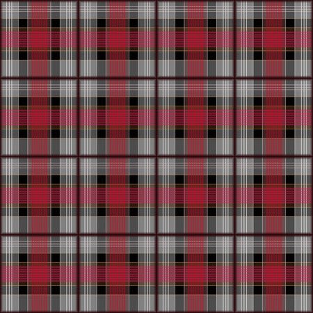 pink color seamless plaid pattern of design. photo