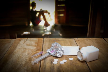 opiate: The concept of drug problems in youth.
