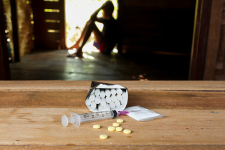 misuse: The concept of drug problems in youth.