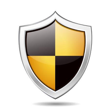 shiny shield: Shield Illustration