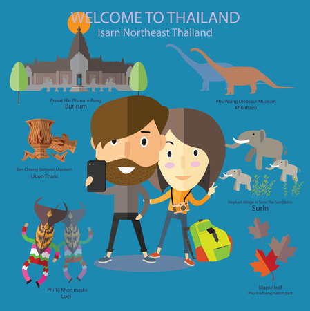 banned: tourist travel to Isarn Northeast Thailand