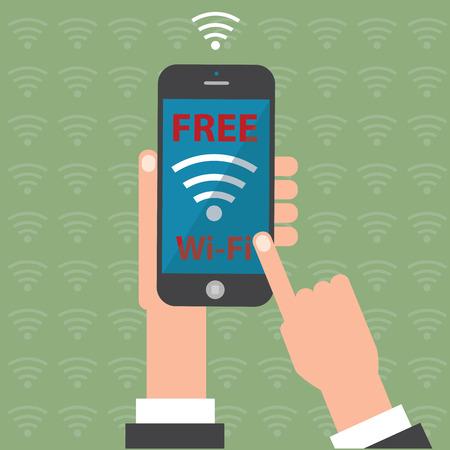 wireless telephone: free wifi