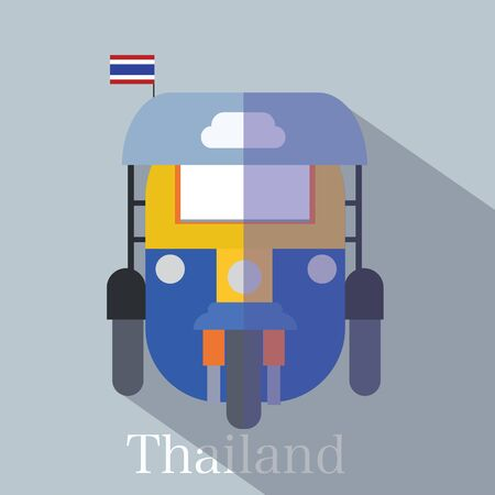 tuk: TUK TUK of Bangkok Thailand