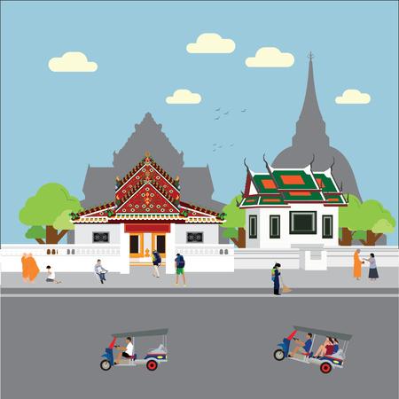 bangkok thailand life style