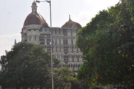 The Taj Palace and Hotel, Mumbai Stock Photo - 8151874