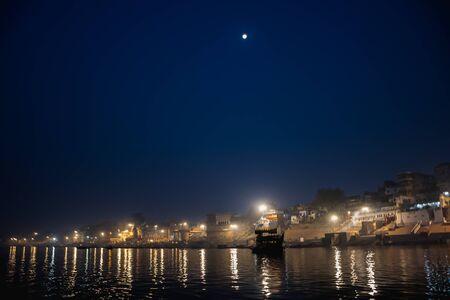 Morning at Varanasi