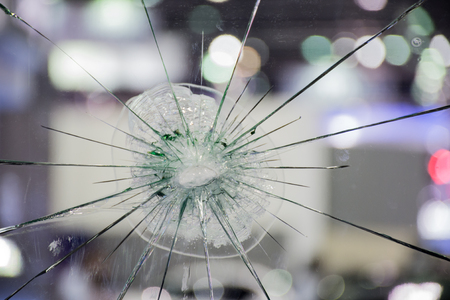 Safety Glass,Quality Glass Stock Photo