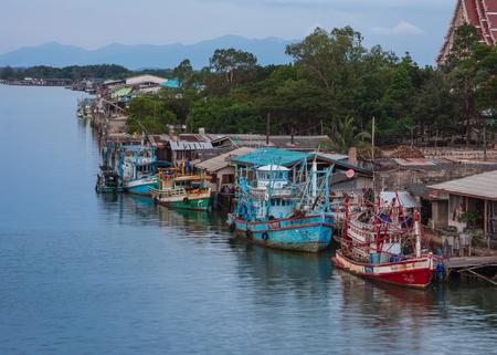 Fishing village Redactioneel
