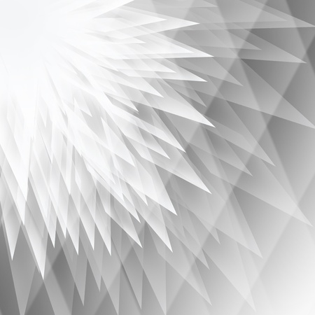 trapezoid: Gray and white  trapezoid abstract background