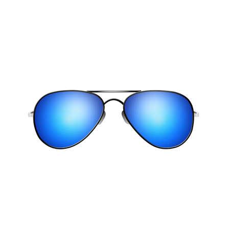 sunglasses ,isolated on white background photo