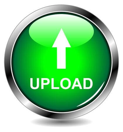 upload button for websites