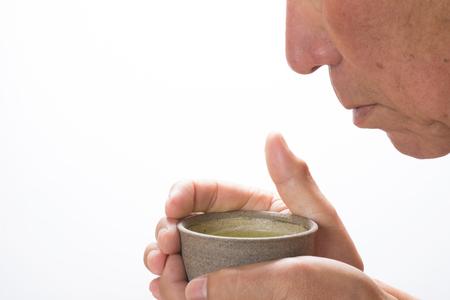 シニア日本茶