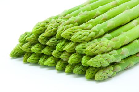 食品アスパラガス 写真素材