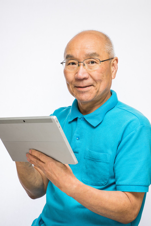 Japanese to work tablets SR.