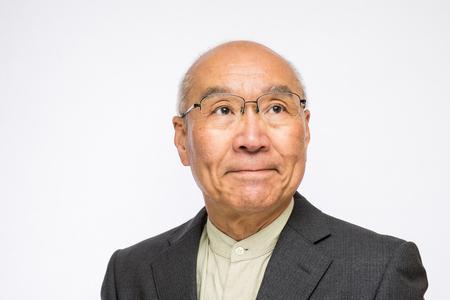 日本語上級の笑顔します。