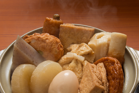 Oden in Japanese