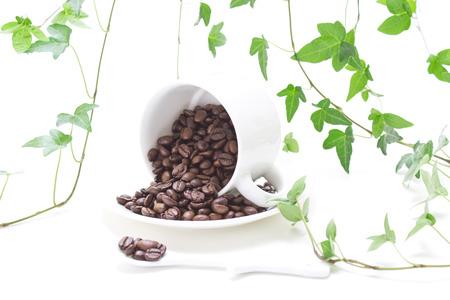 Imágenes de café Foto de archivo - 82808231