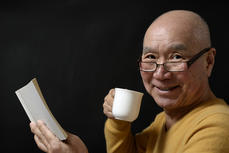Reading SR. with a smile
