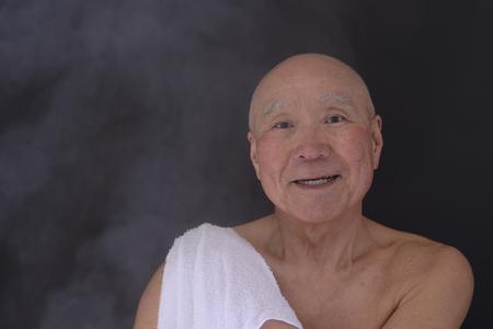 Senior bathing images