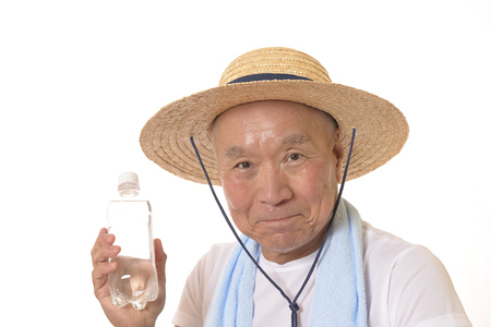 Senior of the heat of hydration