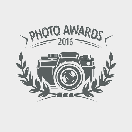 Photo awards label