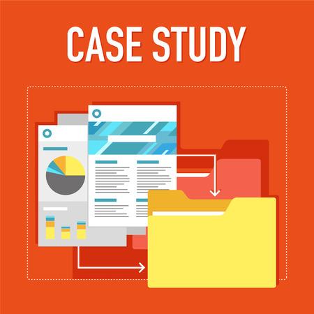 case: Case study illustration