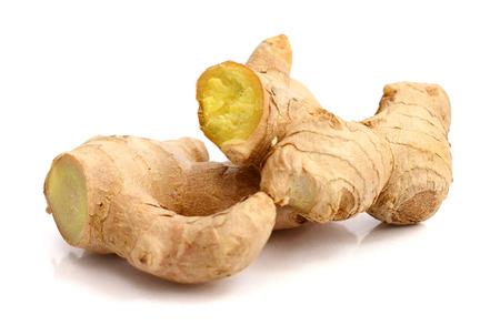 energy healing: ginger