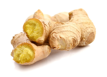 phlegm: ginger