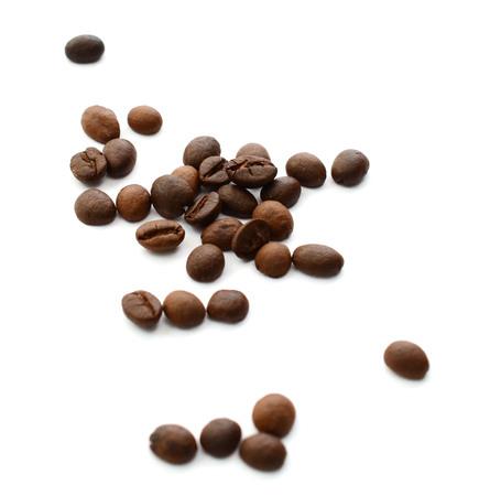 Taza de café . aislado en el fondo blanco Foto de archivo - 100056196